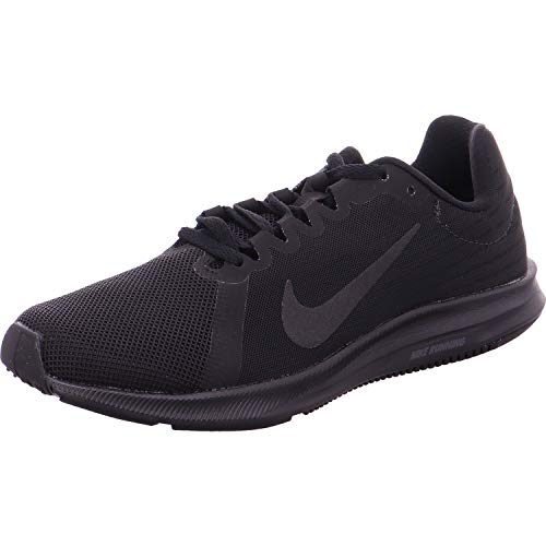 Black NIKE Sneakers Downshifter Schwarz 002 Black Damen 8 wrXqrt