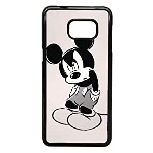 Samsung Galaxy S6 Edge Plus Cell Phone Case Black Minnie Mouse Gwdrcu Hard protective Case Shell Cover