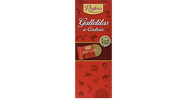 Reglero Galletita de Cortesía - 700 gr: Amazon.es ...