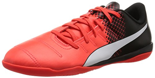 It Rojo Red Fútbol 4 Unisex puma Puma Blast Black Botas de Adulto 3 03 Tricks Evopower White 0IwPxqUv