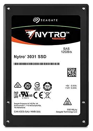 Seagate Enterprise Nytro 3531 - Disco duro SSD (2,5