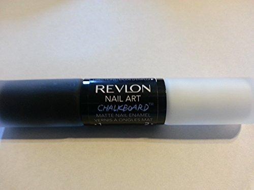 Revlon Chalkboard Matte Enamel Straight