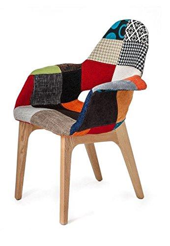 Idea Sillas de Madera Silla Moderna, sillones Design: Amazon ...