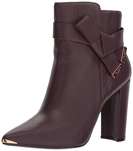 Ted Baker Women's Remadi Boot, Burgundy, 8.5 B(M) US by Ted Baker
