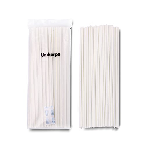 Uniharpa Reed Diffuser Fiber Sticks Set of 102 (White)