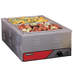 Nemco - 6055A - Full Size Countertop Food Warmer
