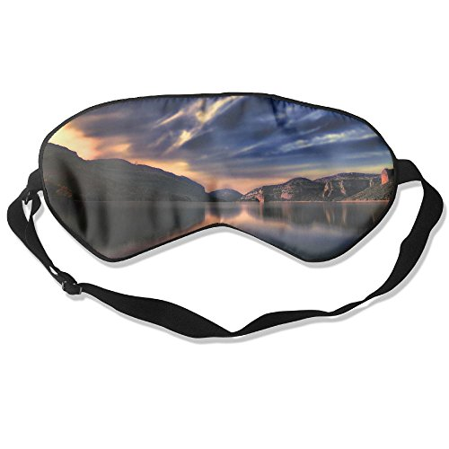 Sleep Mask Spain Landscape Eye Cover Blackout