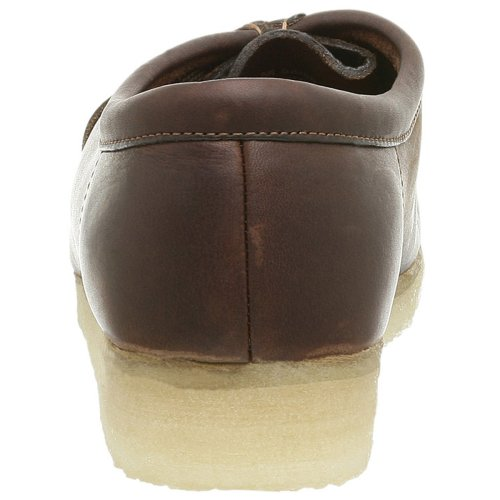 Brown Leather CLARKS Men's Oily Shoe Wallabee qq1XZt
