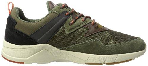 NAPAPIJRI Olive FOOTWEAR Verde Sneaker Uomo Optima N730 Dark rqrwOgxYpd