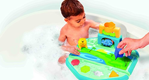 tubby table bathtub activity hub includes zoo mat toys buy online in uae toy products. Black Bedroom Furniture Sets. Home Design Ideas