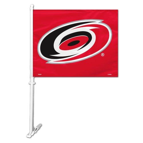 - NHL Carolina Hurricanes Car Flag