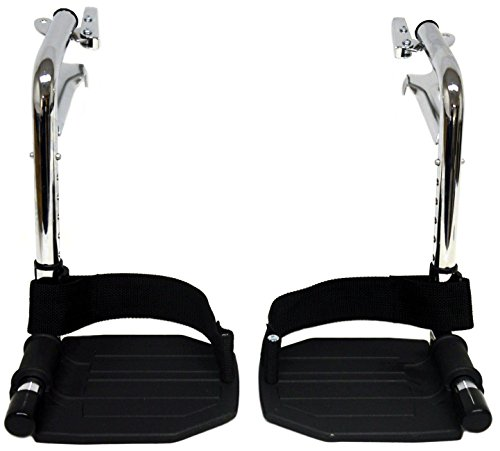 Top Wheelchair Foot & Leg Rests