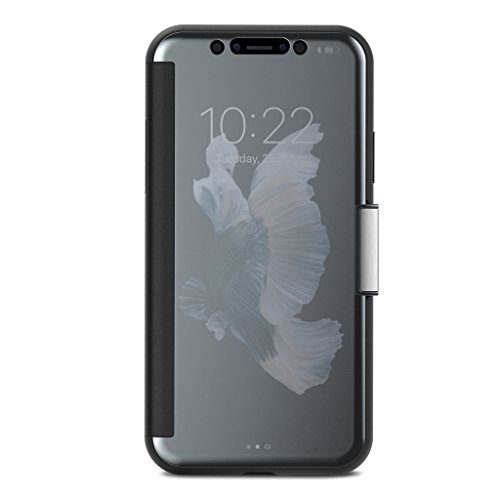 Moshi StealthCover for iPhone X (Gray)
