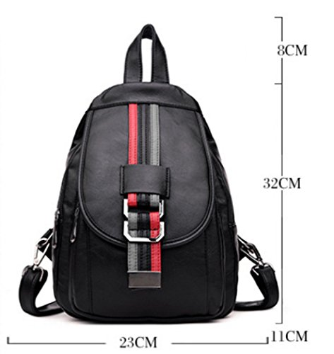 Mini Casual A Mini Backpack Women's Rucksack Campus Simple Student Women's 5wxIvqU