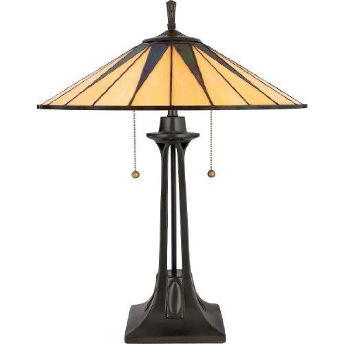 Quoizel Vintage Table Lamp - 4
