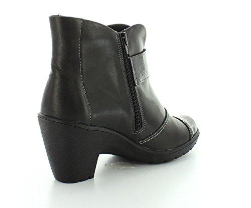 39 Black Black Step Spring Manifest M boots Women's tqvWX7wR