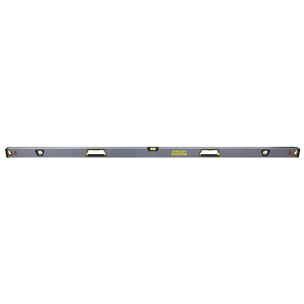 Stanley Tools FMHT42401 72-Inch Premium Box Level, Non-Magnetic by Stanley