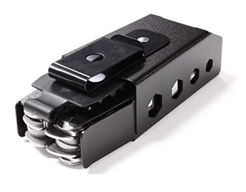 RAE GEAR - CHARGE with Bit Kit Attachment Sheath Compatible with Leatherman Multitools (1.5