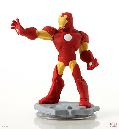 Disney INFINITY: Marvel Super Heroes (2.0 Edition) Iron Man Figure - No Retail Packaging