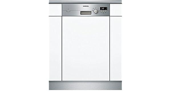 Siemens iQ100 SR515S03CE lavavajilla Semi-incorporado 9 cubiertos ...