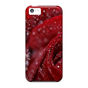 Iphone High Quality Cases/ A Red Rose Of Love GMa41225JkLP Cases Covers For Iphone 5c