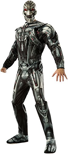 Rubie's Costume Co Men's Avengers 2 Age Of Ultron Deluxe Adult Ultron Costume, Multi, X-Large]()