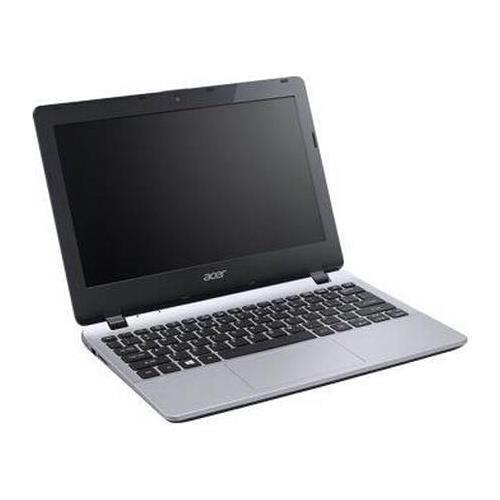 """Acer Nx.mrlaa.003 Aspire E3-112-C1T9 11.6"""" LED Notebook, Intel Celeron N2840 2.16GHz, 4GB DDR3L, 500GB HDD, Wireless N/Bluetooth, HDMI/USB3.0, Windows 8.1 with Bing, Silver"""