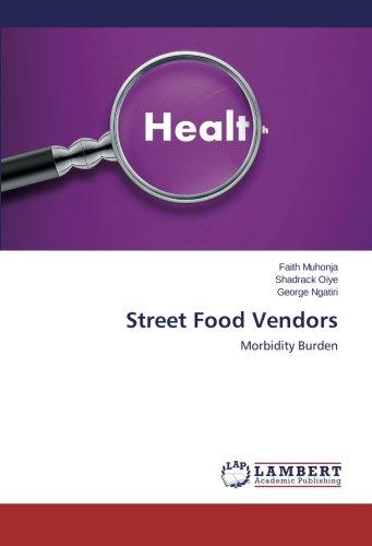 Street Food Vendors: Morbidity Burden pdf