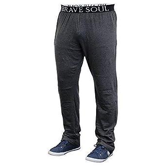 Brave Soul Hombre de casa Pijama Pantalones de chándal Pantalones ...