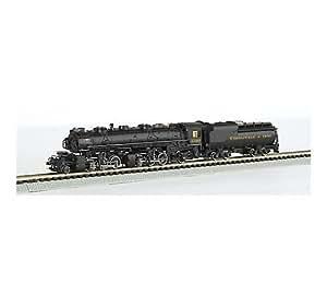 BACHMANN Escala N - Locomotora de Vapor Mallet 2-6-6-2 C & OHIO con DCC