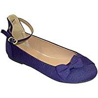 4f6d61a1892f Shop Pretty Girl Girls Ballet Flats With Bow Tie Pretty Slip On Children s  Shoes (Little Girl Kids) Ballet Flats Ballerina