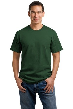 Port & Company - 5.5-oz 100% Cotton T-Shirt, PC54, Dark Green, 3XL