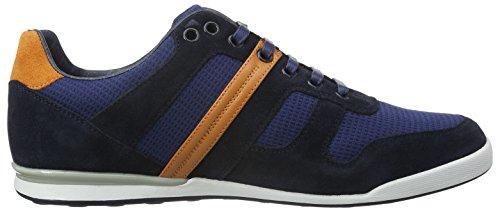 BOSS Green Arkansas_Lowp_Mxpq 10191376 01, Zapatillas para Hombre Azul (Dark Blue 401)