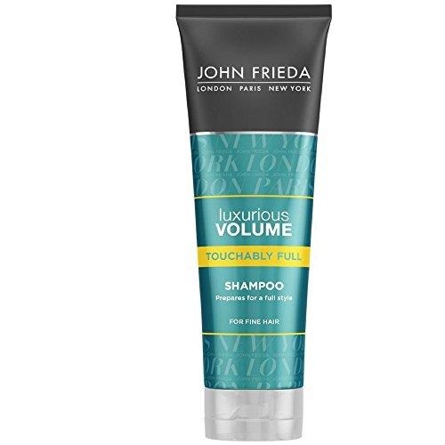 John Frieda Luxurious Volume Touchably Full Shampoo 8.45 oz (Pack of 4)