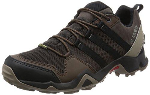 adidas Terrex AX 2r GTX, Chaussures de Randonnée Homme, Marron (Marnoc/Negbas/Marron), 46 EU