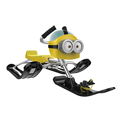 Tech 4 Kids Snow Moto Zip Minion Ride On