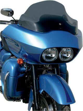 KLOCK Werks 12 Dark Smoke Flare Replacement Windshield For Harley-Davidson Road Glide
