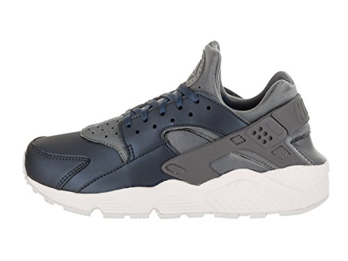 Femme Air NIKE Run Armory Grey Cool Txt Nvy Mtlc Chaussures Gymnastique de PRM Huarache RUHZwU