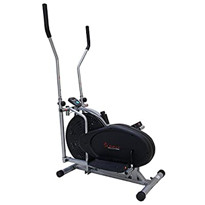 Sunny Health & Fitness SF-E1404 Air Elliptical Trainer
