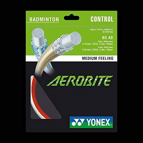 Yonex Aerobite Boost Jeu de cordes de badminton