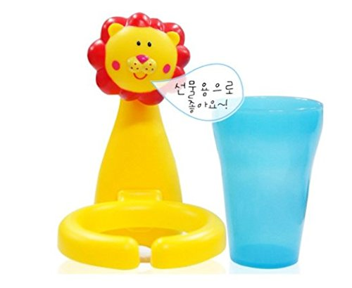 Toys 4 animals Multipurpose cup holder (lion) by toytoy (Image #3)