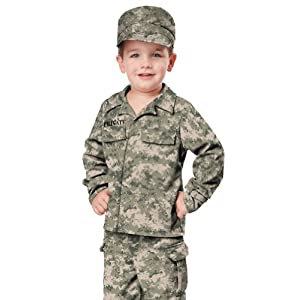 California Costumes Soldier Costume - 41ugnUaoFcL - California Costumes Soldier Costume