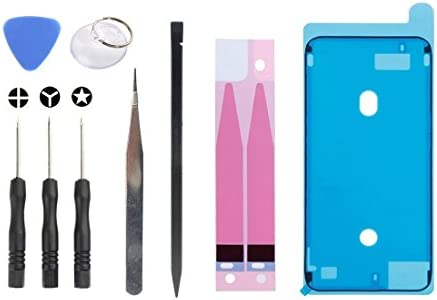 IPhone 7用の優れたJF-8162 9 in 1バッテリー修理ツールセット Kiyi