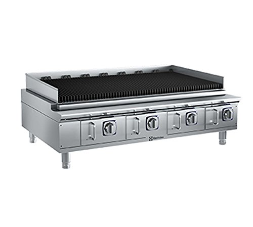 Electrolux Professional 169122 (AGG48) EMPower Restaurant Range Charbroiler by Electrolux
