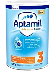 Aptamil Advance Junior 3 Next Generation Growing Up Formula From 1-3 Years, 1.6Kg