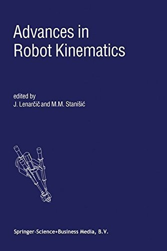 Download Advances in Robot Kinematics Pdf