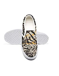 LOKIJM Camouflage camo Military Forest Gym Shoes for Women Sports Breathable Girl Running Shoes
