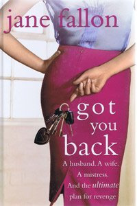 book cover of Got You Back