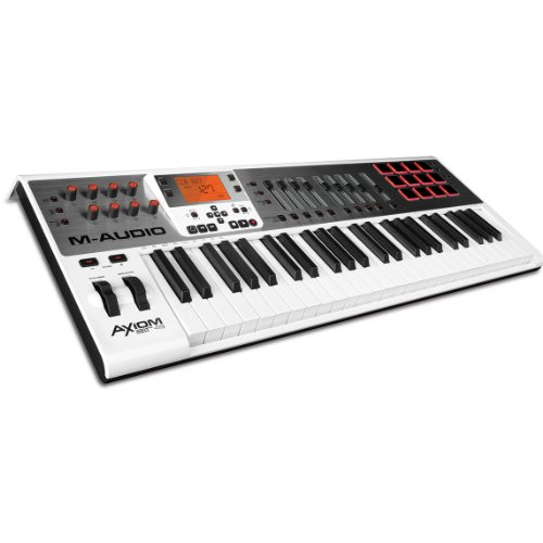 M-Audio Axiom AIR 49 49-Key USB MIDI Keyboard Controller with Pro Tools Express and Ignite by AIR