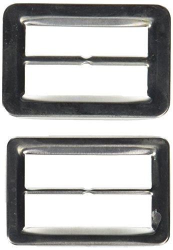 Maxant Button BK-110 Rectangle Buckle Cover Kit, 2